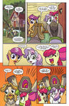 Ponyville Mysteries issue 2 page 1