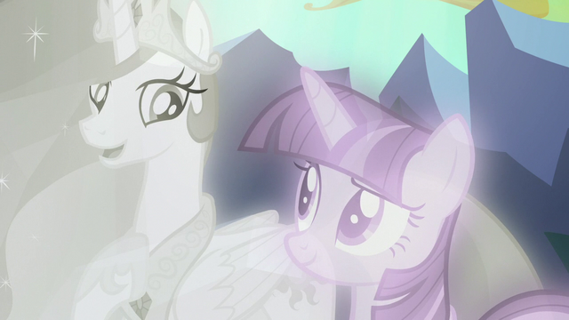 "File:Princess Celestia ""enjoy love through friendships"" S7E1.png"
