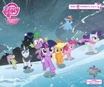 Promotional The Crystal Empire Playdate