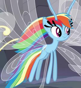 Rainbow Dash Breezie