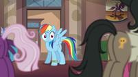 Rainbow thinks she found Dr. Caballeron S6E13