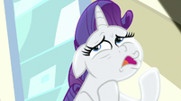 "Rarity ""what it is that I did"" S9E19"