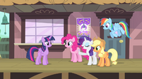 Rarity 'but nothing' S4E11