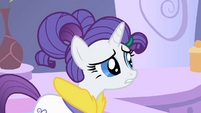 Rarity begging S1E20