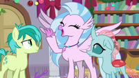 "Silverstream ""two more days of awesome!"" S8E16"