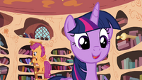 Twilight -to pass on my love of learning- S4E15