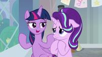 """Twilight Sparkle """"pretty much"""" S9E20"""