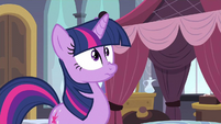 Twilight sees Cadance coming S2E25