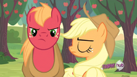 Angry Applejack and Big McIntosh S2E23