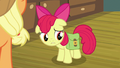 Apple Bloom in uncertain agreement S7E13.png
