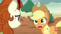 Applejack -vow of silence-- S8E23