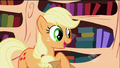 Applejack giving her report S02E03.png