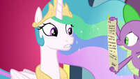 "Celestia ""the sun sets on the third day"" S8E25"