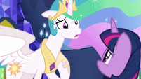 "Celestia ""you wouldn't need me anymore"" S7E1"