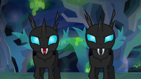"Changeling 2 ""we'll go drain the love"" S8E22"