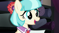 Coco Pommel -quite a coincidence- S5E16