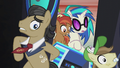 DJ Pon-3 and others in deep shock S5E9.png