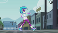DJ Pon-3 strutting across the street EG2.png