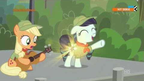Equestria, the Land I Love/International versions