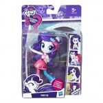 Equestria Girls Minis Rockin' Rarity packaging