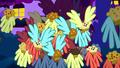 Flying muffins swarm Big McIntosh S5E13.png