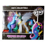Funko Princess Celestia glitter vinyl figurine packaging