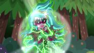 Gloriosa Daisy uses her magic on the cave entrance EG4