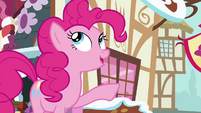"Pinkie Pie ""so this is the perfect time"" S4E18"