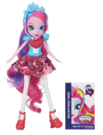 Pinkie Pie Equestria Girls Rainbow Rocks doll
