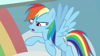 Rainbow Dash -I never told that story- S8E12