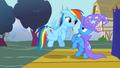 Rainbow Dash confronting Trixie S1E6.png