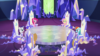 Rarity --another map adventure, perhaps--- S5E22