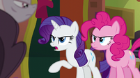 Rarity --neither can you!-- S6E12