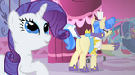 Rarity thinks she is dreaming S1E19