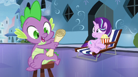 Spike --an important lesson to do-- S6E1