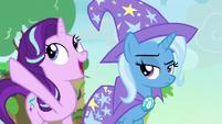 Starlight Glimmer -waaaaaaay over there- S7E17