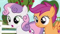 Sweetie Belle --we're your friends-- S6E19