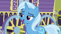 "Trixie ""we do work well together!"" S8E19"