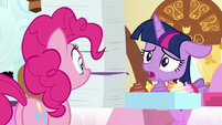 "Twilight ""can you write 'sorry' on them?"" S7E3"