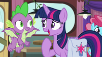 "Twilight ""the partner I expected"" S9E16"