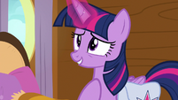 Twilight fantasizes about the Northern Stars S7E22