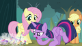 Twilight looking closely at the Breezies S4E16.png