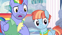 "Bow Hothoof ""our Rainbow Dash?"" S7E7"
