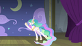 Celestia acting with too much energy S8E7.png