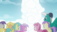 Cloud splash S2E22