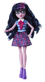 Equestria Girls Classic Style Twilight Sparkle doll