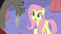 "Fluttershy ""would have a special kind of tea!"" S7E12"