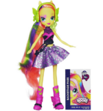 Fluttershy Equestria Girls Rainbow Rocks doll