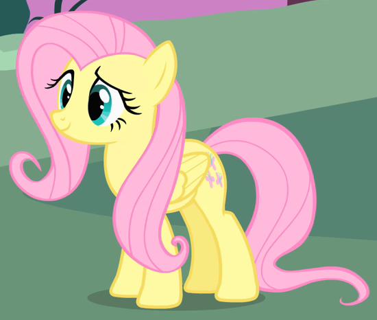 fluttershy my little pony friendship is magic wiki fandom