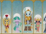 Helden Equestrias